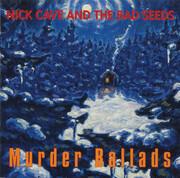 CD - Nick Cave & The Bad Seeds - Murder Ballads