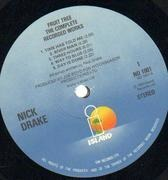 LP-Box - Nick Drake - Fruit Tree - The Complete Recorded Works - Original 1st UK, +Booklet