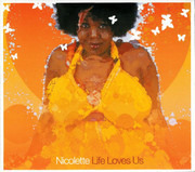 CD - Nicolette - Life Loves Us