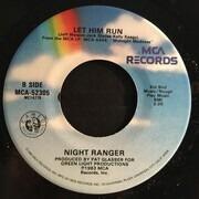 7inch Vinyl Single - Night Ranger - (You Can Still) Rock In America