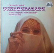 LP - Rimsky-Korsakov - Scheherazade