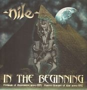 LP - Nile - In The Beginning-Reissue- - TWO EARLY EP'S COMPILED! MANDATORY U.S. DEATH MET