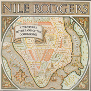 LP - Nile Rodgers - Adventures In The Land Of The Good Groove