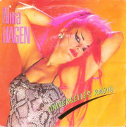 7inch Vinyl Single - Nina Hagen - Universelles Radio