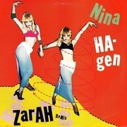 12inch Vinyl Single - Nina Hagen - Zarah (Remix)