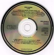CD - Nina Hagen - Love