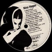LP - Nina Hagen - Nina Hagen - Gatefold