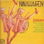 LP - Nina Hagen - Zarah (Remix)