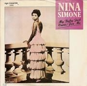 7'' - Nina Simone - My Baby Just Cares For Me