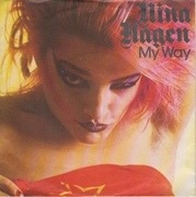 12inch Vinyl Single - Nina Hagen - My Way