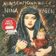 LP - Nina Hagen - Nunsexmonkrock