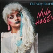 LP - Nina Hagen - The Very Best Of