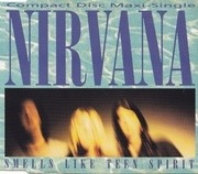 CD Single - Nirvana - Smells Like Teen Spirit