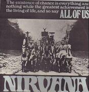 LP - Nirvana - All Of Us - Pokora 3001. Original 1st UK Pink Eye