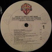 LP - Nitty Gritty Dirt Band - Partners, Brothers And Friends