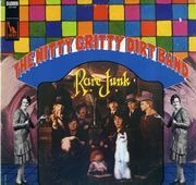 LP - Nitty Gritty Dirt Band - Rare Junk