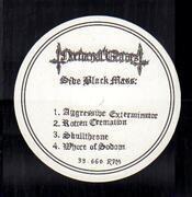 LP - Nocturnal Graves - Satan's Cross