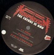 Double LP - Non Phixion - The Future Is Now - rare orig 1st us press