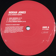 Double LP - Norah Jones - ...Little Broken Hearts - 180 gr