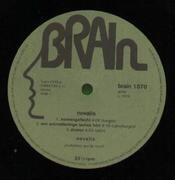 LP - Novalis - Novalis - ORIGINAL SLEEVE MISSING GREEN BRAIN