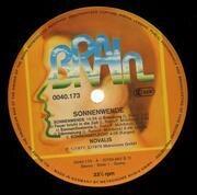 LP - Novalis - Sonnenwende - prog kraut psych
