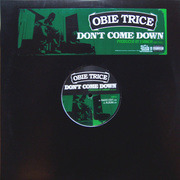 12'' - Obie Trice - Don't Come Down