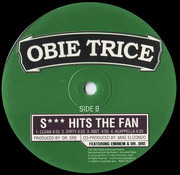 12inch Vinyl Single - Obie Trice - Got Some Teeth / S*** Hits The Fan