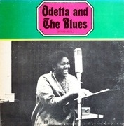 LP - Odetta - Odetta And The Blues