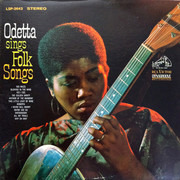 LP - Odetta - Sings Folk Songs