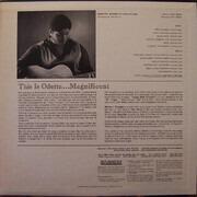 LP - Odetta - Odetta Sings Of Many Things
