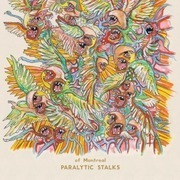 Double LP - OF MONTREAL - PARALYCTIC STALKS - 180 Gram Yellow Vinyl, Gatefold Cover