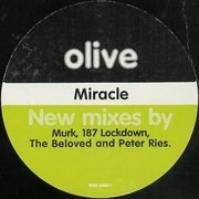 12'' - Olive - Miracle