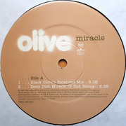 12inch Vinyl Single - Olive - Miracle