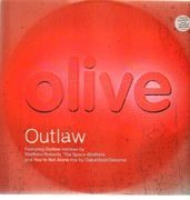 12inch Vinyl Single - Olive - Outlaw