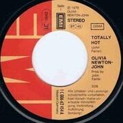7inch Vinyl Single - Olivia Newton-John - Totally Hot