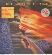 12inch Vinyl Single - Whitney Houston,Bee Gees, Bunburys, a.o. - One moment in time