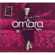 CD - Omara Portuondo - Flor de amor