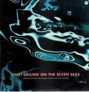 12inch Vinyl Single - OMD (Orchestral Manoeuvres In The Dark) - Sailing On The Seven Seas