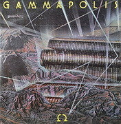LP - Omega - Gammapolis - Gatefold