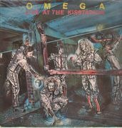 Double LP - Omega - Live at the Kisstadion