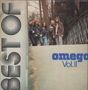 Double LP - Omega - Best Of Omega Vol. II