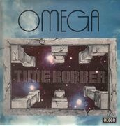 LP - Omega - Time Robber - front laminated