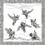 Double LP - One Starving Day - Atlas Coelestis - Red Vinyl