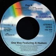 7inch Vinyl Single - One Way - Pop It