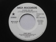 7inch Vinyl Single - One Way - Shine On Me