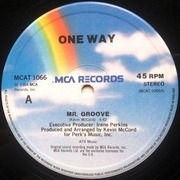 12'' - One Way - Mr. Groove