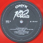 LP - Onyx - 100 Mad - Coloured/Ltd