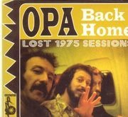 CD - Opa - Back Home - Digipak