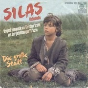 7inch Vinyl Single - Orchester Christian Bruhn - Silas