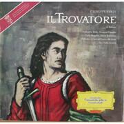 LP - Verdi - Il Trovatore - Tulip rim